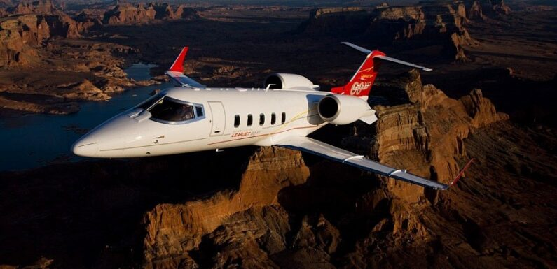 Learjet 60 XR