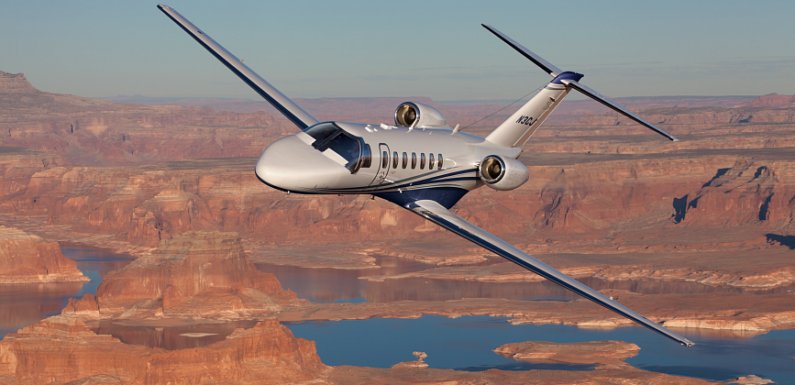 Cessna Citation CJ3+