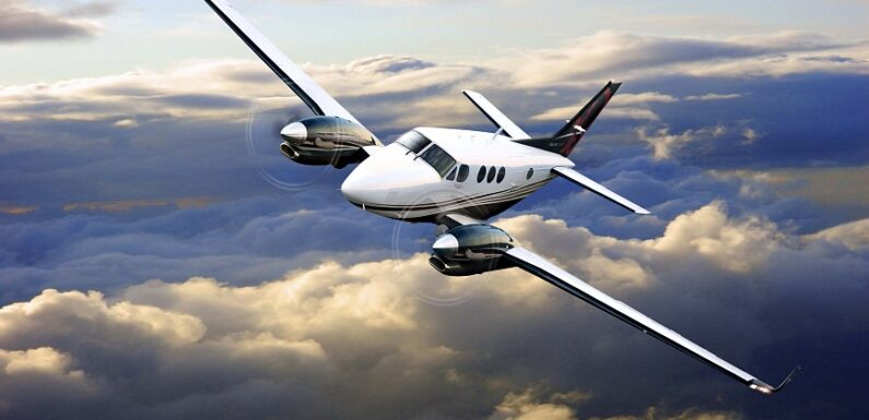Beechcraft King Air C90GTi